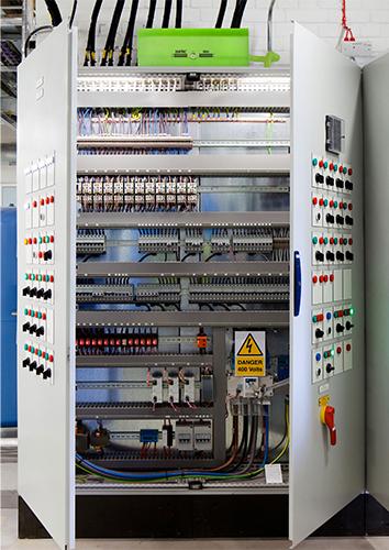 armoire electrique exxfire